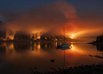 """""""Lo más útil contra los incendios es rezar"""", dice el Ministro de Ambiente argentino"""