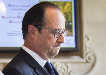 """Hollande pide perdón a los jueces por llamarles """"cobardes"""""""