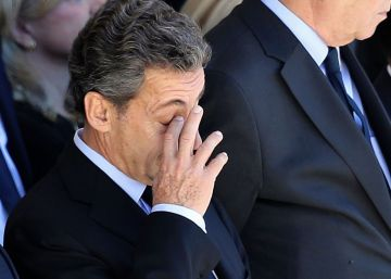 La candidatura de Sarkozy se hunde