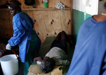 El cólera y el hambre amenazan a Haití tras el paso de Matthew