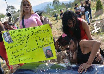 Mueren asesinadas tres transexuales en México en menos de dos semanas