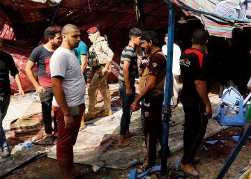 Al menos 31 muertos en un atentado contra una fiesta chií en Bagdad