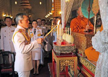 Tailandia retrasa la coronación del nuevo rey