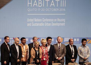 La feroz urbanización de Quito