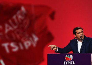 """""""Tsipras es hoy más fuerte y ya no está solo"""""""