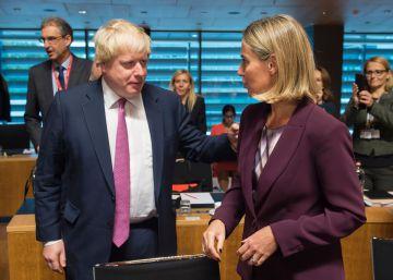 La UE reprende a Rusia por su papel en Siria pero evita aplicar sanciones