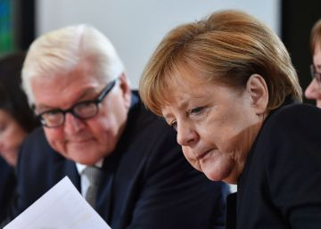 Merkel se enfrenta a sus socios socialdemócratas por las sanciones a Rusia