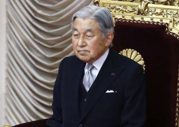 El Gobierno japonés prevé para 2018 la abdicación del emperador Akihito