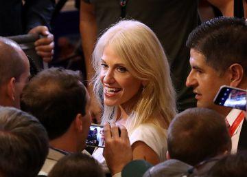 Kellyanne Conway, a estrategista que tenta domar Donald Trump