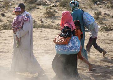 Los tropas iraquíes tratan de arrebatar al ISIS el mayor enclave cristiano en Nínive