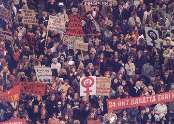 Miércoles negro y otros días que las mujeres hicieron huelga