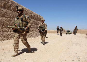 Dos asesores militares de EE UU son asesinados en Afganistán