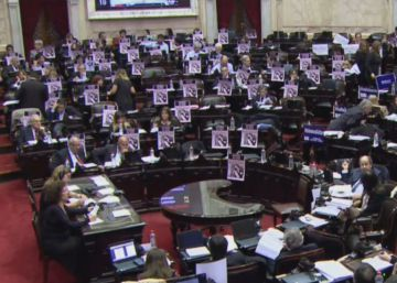 El Congreso argentino, a un paso de imponer por ley la paridad de género