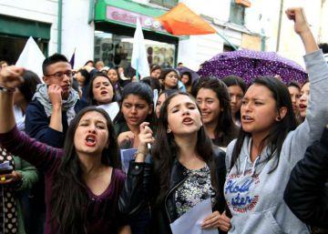 Aumenta la violencia de pareja en Colombia y las víctimas reclaman justicia