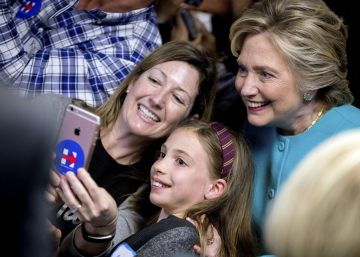 Los demócratas temen el exceso de confianza ante la ventaja de Clinton