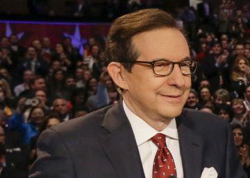 Chris Wallace, el moderador del debate que busca enterrar las polémicas de Fox News