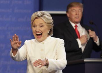 Un 52% cree que Clinton ganó