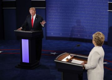 "Frases del debate: ""Eres asquerosa"""