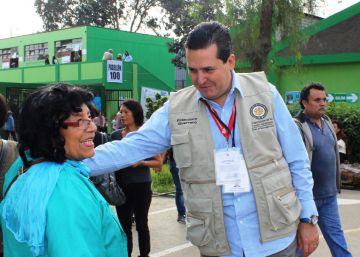 """Francisco Guerrero: """"Es fundamental que los contendientes acepten el resultado electoral"""""""