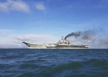 La OTAN alerta de una flotilla rusa que se dirige hacia Siria