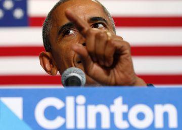 Obama urge en Miami a salir a votar contra Trump