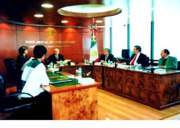 El Poder Judicial en México pide garantizar la seguridad de los jueces