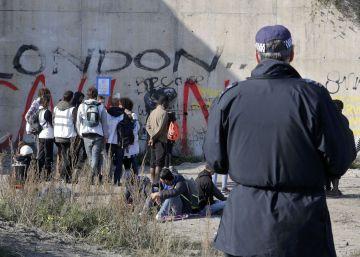 Francia se moviliza para borrar el bochorno de la Jungla de Calais