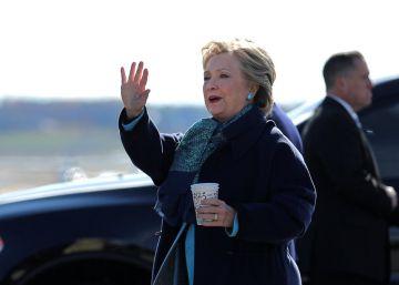 Clinton aprieta el acelerador para ganar escaños en el Congreso que le permitan gobernar