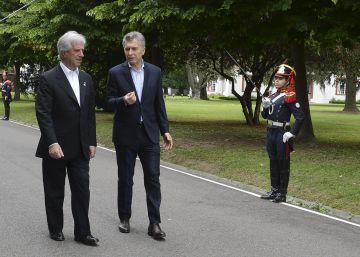 Macri y Vázquez apuntan hacia la suspensión definitiva de Venezuela en el Mercosur