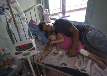"""Una ONG pide presión para que Maduro haga frente a la """"crisis humanitaria"""""""