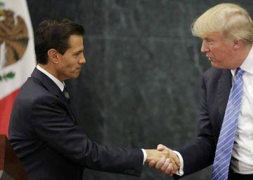 Peña Nieto admite su error con la visita de Trump