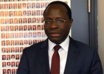 El comedor del Bundestag no es lugar para africanos