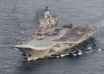España cancela la escala de la flotilla rusa en Ceuta ante las críticas de la OTAN