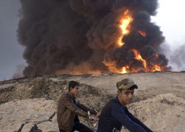 La ONU acusa al ISIS de retener a 8.000 familias para usarlas como escudos humanos en Mosul