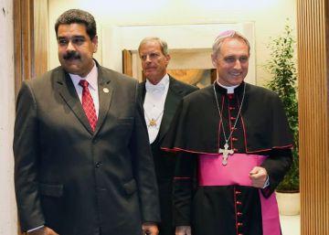 El diálogo en Venezuela anunciado por el Vaticano naufraga antes de empezar