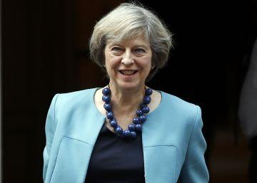 Grabaciones filtradas revelan el miedo al 'Brexit' de Theresa May