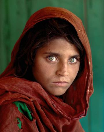 Sharbat Gula National Geographic