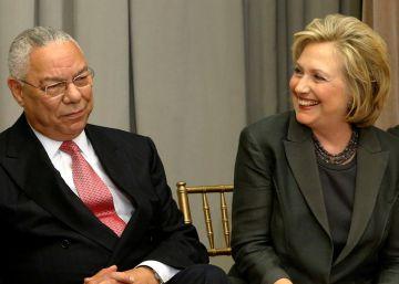 Colin Powell anuncia que votará por Hillary Clinton