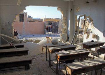 Unicef denuncia la muerte de 22 niños en un ataque aéreo en Siria