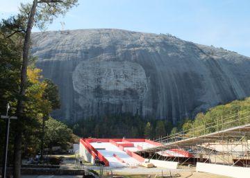 Stone Mountain, en Georgia (EE UU).