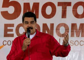Venezuela paraliza el referéndum para destituir a Maduro