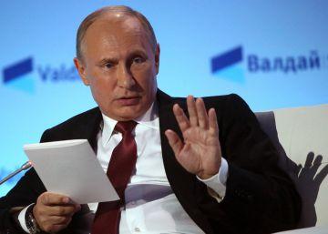 """Putin elogia a Trump y su estrategia de """"tipo sencillo"""" cansado de las élites"""