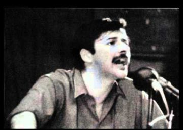 Miguel Enríquez, en 1973