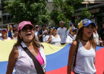 El paro nacional se cumple parcialmente en Venezuela