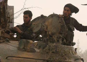 Una alianza de rebeldes lanza una ofensiva para romper el cerco de Alepo