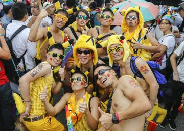 Taiwán se perfila como el primer país de Asia en aprobar el matrimonio gay