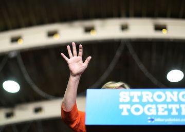 Los malabarismos de la prensa ultraortodoxa judía para informar de Hillary Clinton