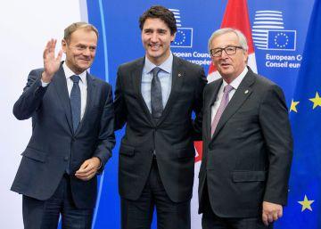 La UE firma el acuerdo comercial con Canadá tras una enconada negociación