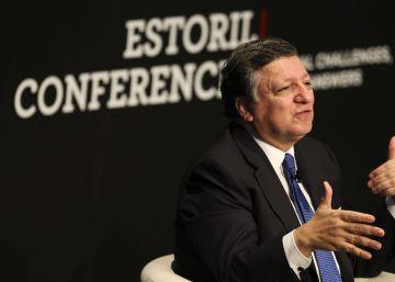 La UE no sanciona el fichaje de Barroso por Goldman Sachs