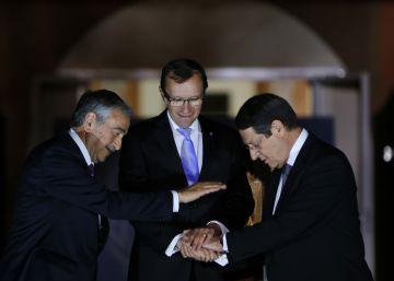 Las negociaciones sobre Chipre entran en una fase definitiva